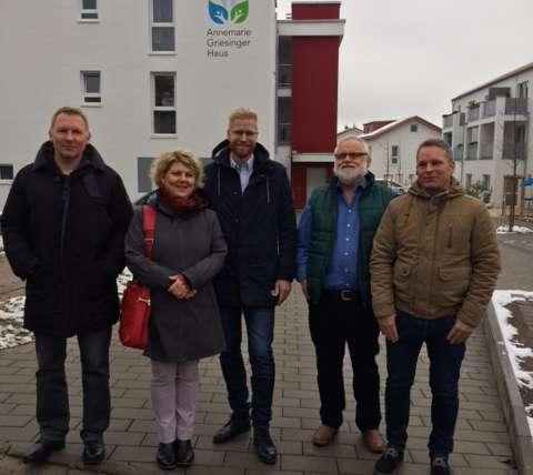 Erste Demenz – Wohngemeinschaft in Esslingen entsteht