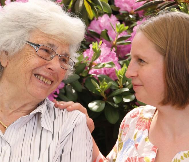 Schulung Wegbegleiter mit Schwerpunkt Demenz