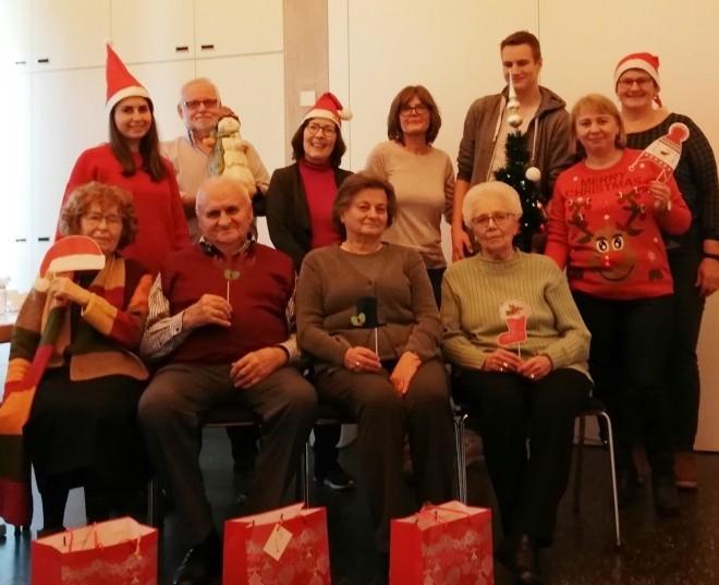 Weihnachtsfeier: Zwischen Tanz und leckerem Essen