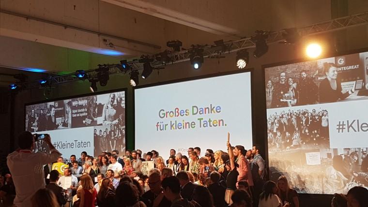 Wohnvielfalt gewinnt bei Google Impact Challenge